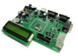 ARM7 DEVELOPMENT BOARD