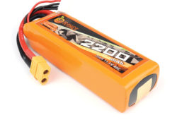 2200mAh 3S 40C/80C Lithium polymer battery Pack (LiPo)