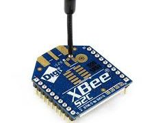 XBee S2C 2mW RF Transceiver with Antenna
