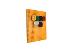 XF-25 Ultra Mini Multi-color Block Building breadboard